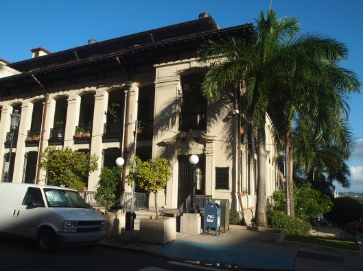 U.S. Post Office in San Juan