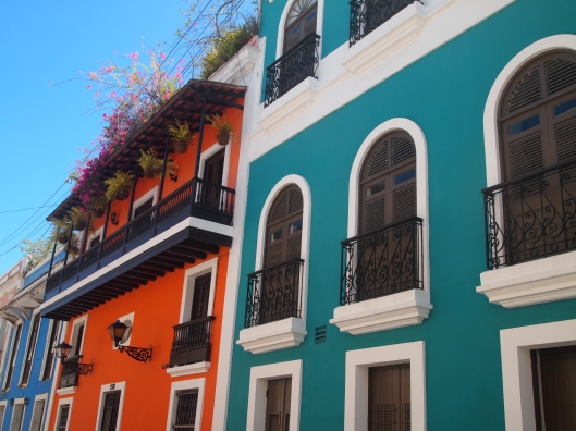 Colorful Old San Juan