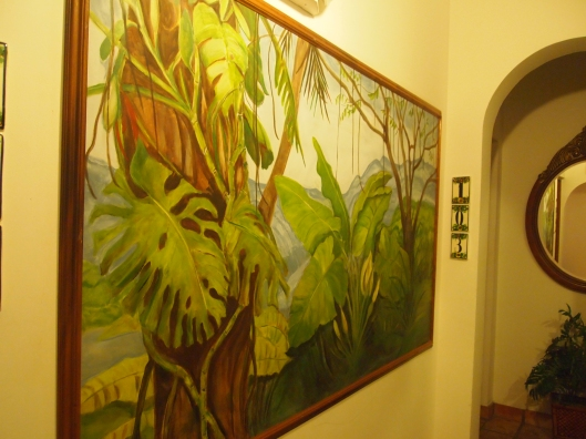 Paintings in Acacia Boutique Hotel